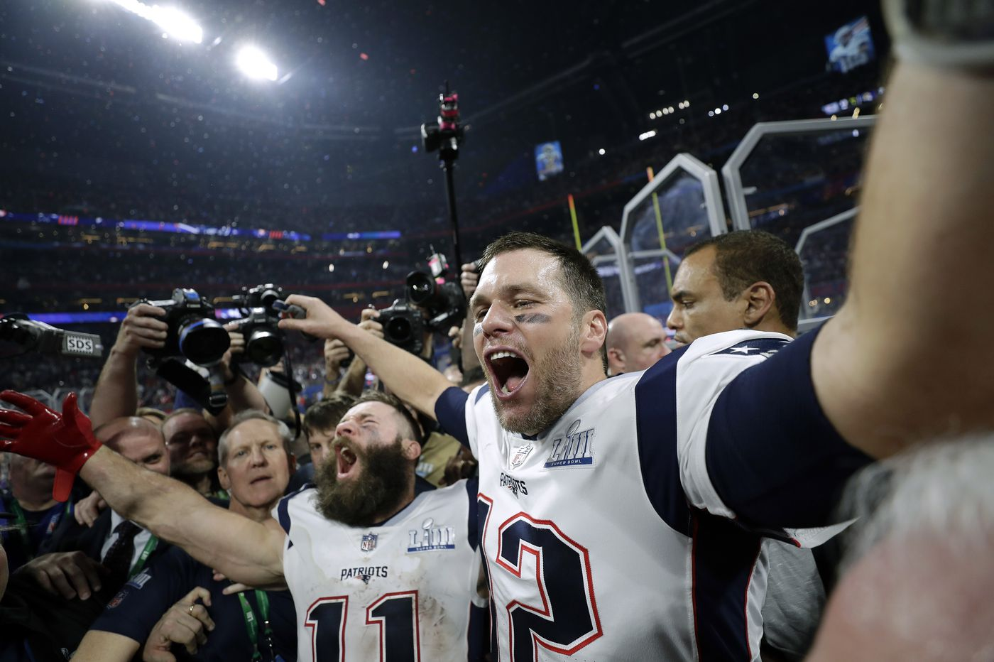 What they're saying about the Patriots' Super Bowl win over the Rams