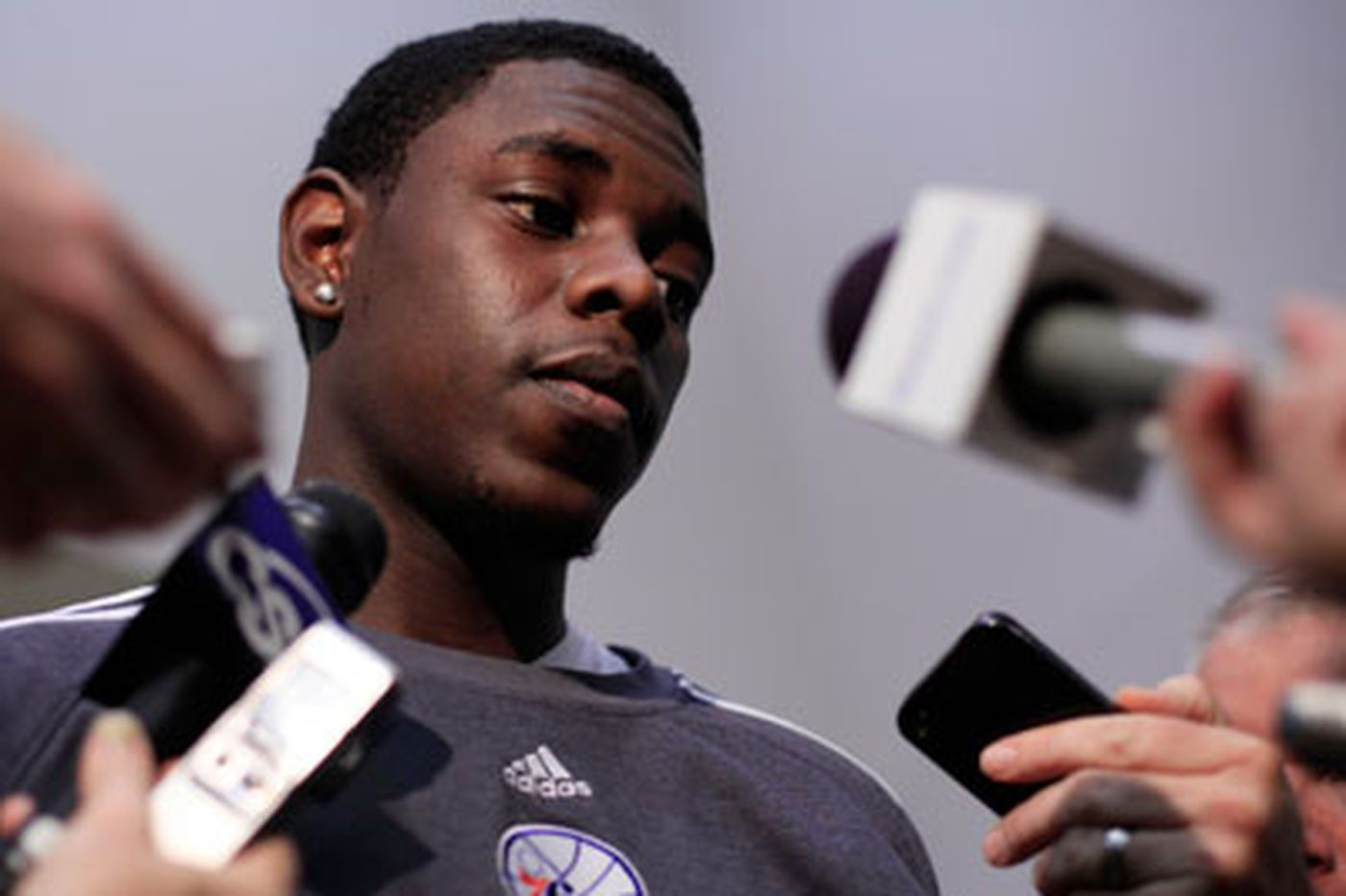 Sixers' Jrue Holiday sets all-star goals