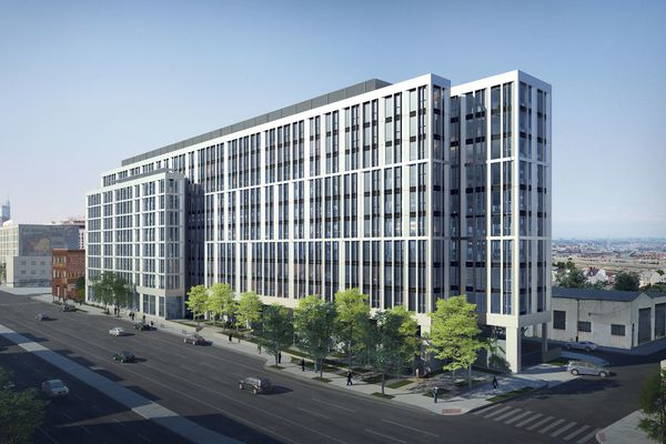 Developer puts 250-unit Fishtown waterfront apartment project up for sale