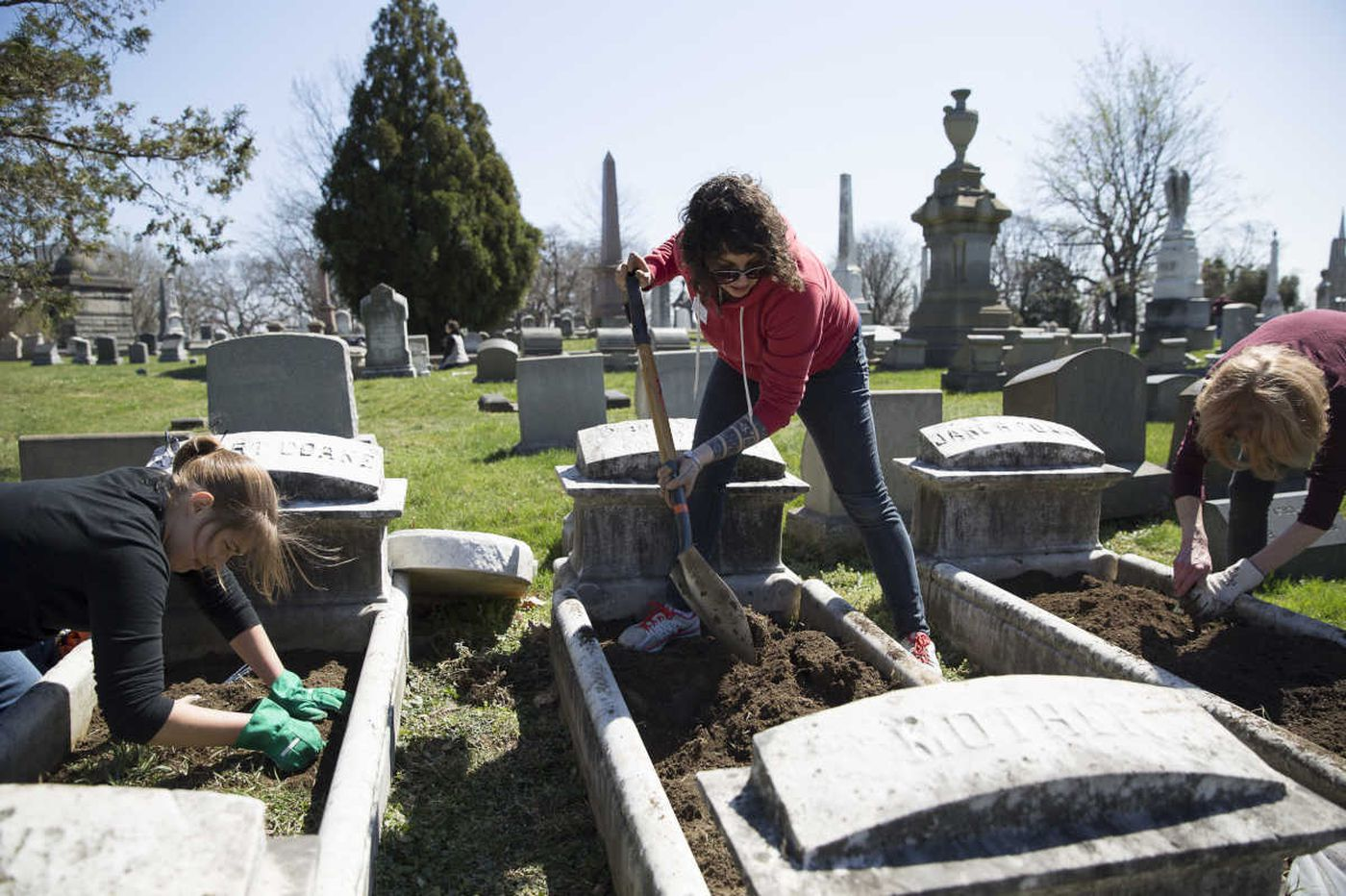 Want to be a grave gardener in West Philly? Here's how