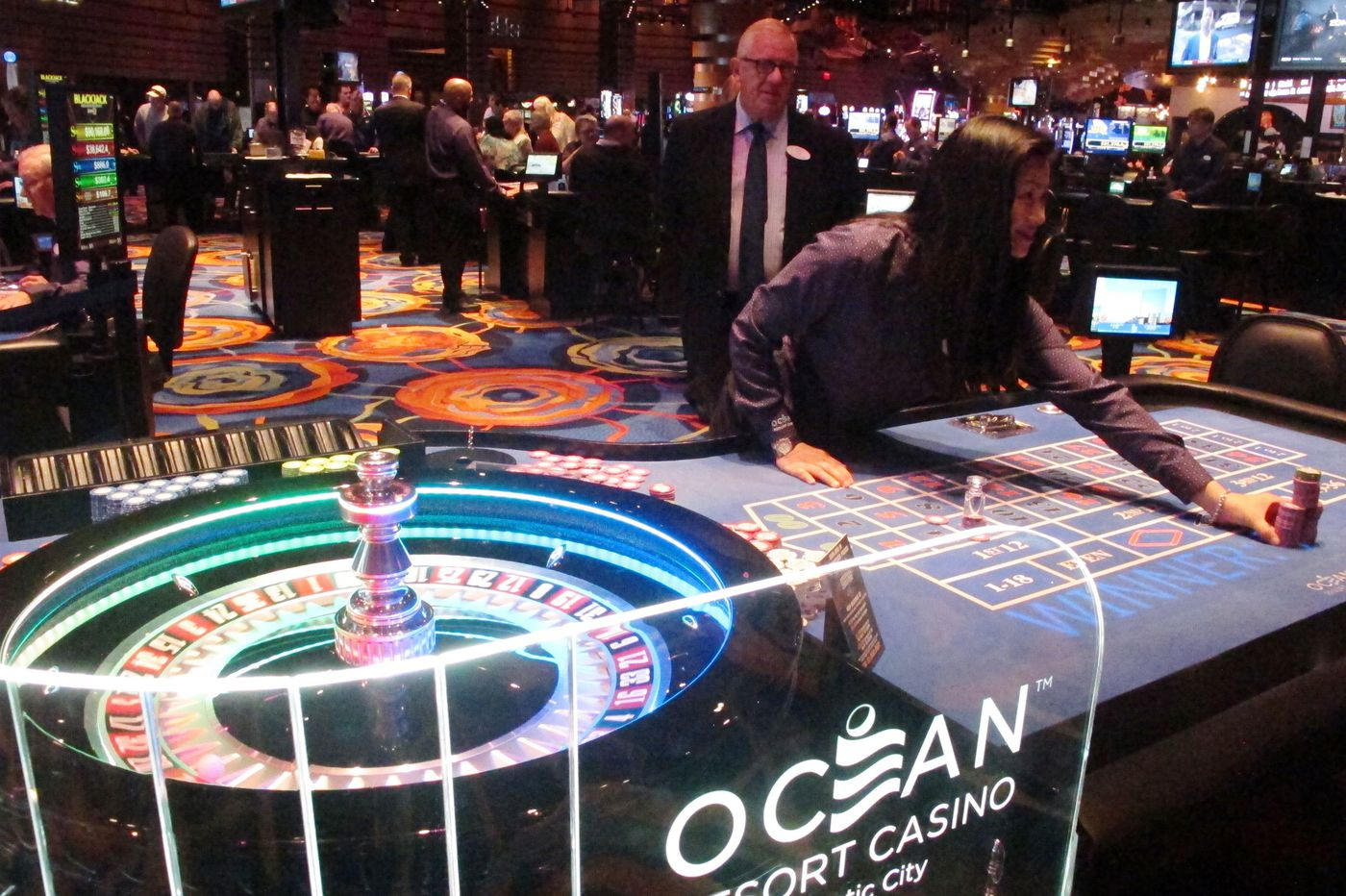 100 days in, Atlantic City's reopened casinos looking good