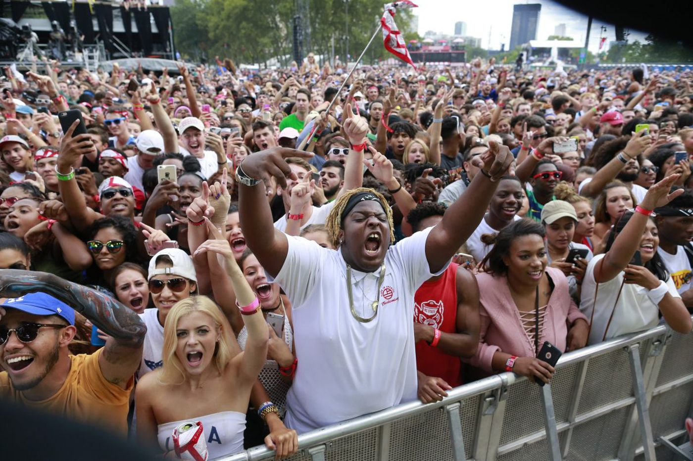 What does eviction of Jay-Z's Made in America mean for the Parkway?