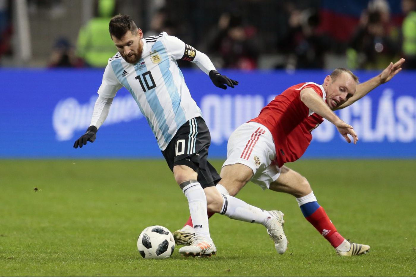 Comcast's Telemundo predicts ad sellout for Spanish-language rights to 2018 World Cup in Russia