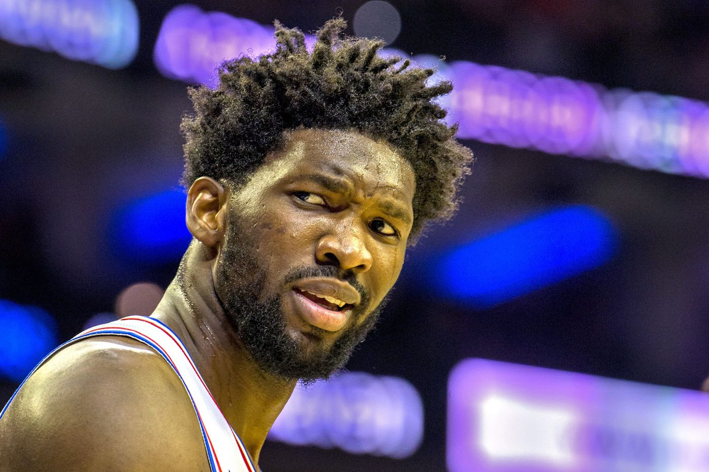 Joel Embiid signs new sneaker deal with Under Armour, reportedly becomes NBA's richest center