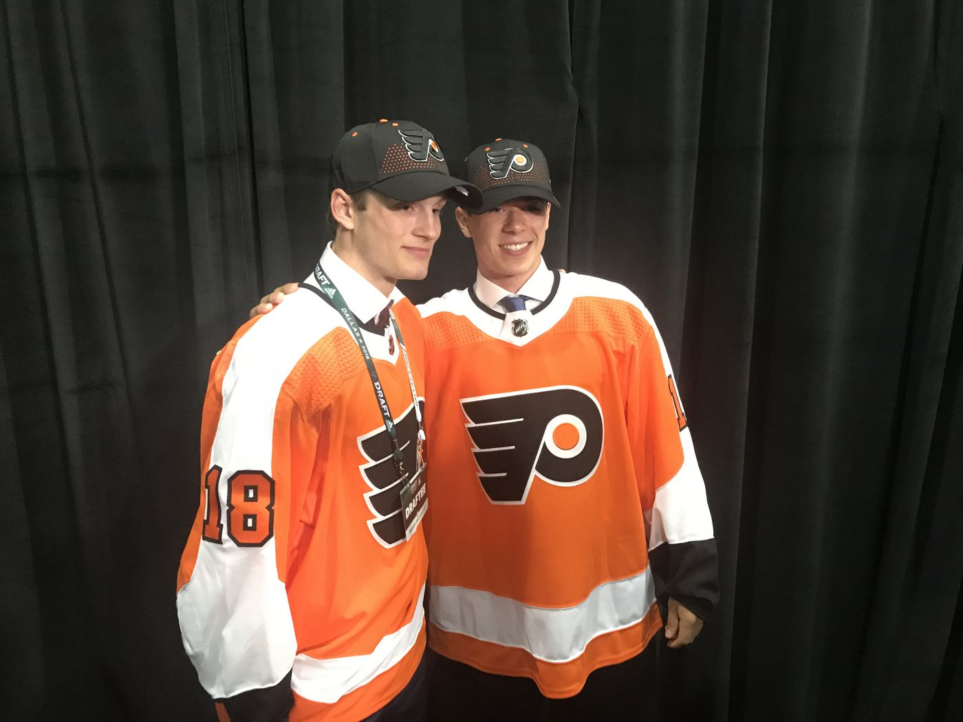 Flyers again choose talent over need | Sam Donnellon