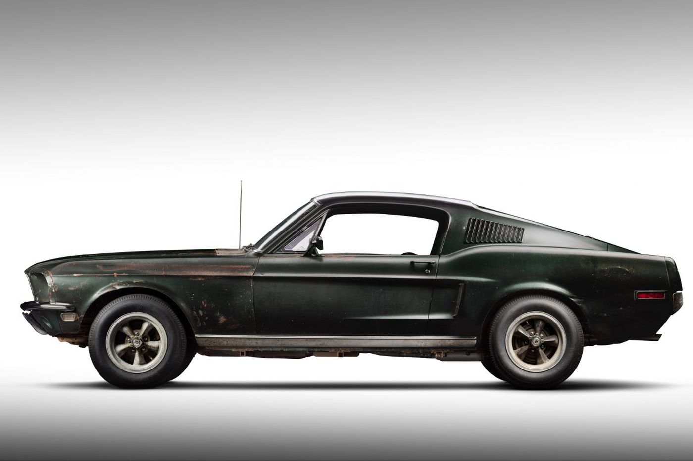 Here's why the Ford Mustang is the No. 1 movie car