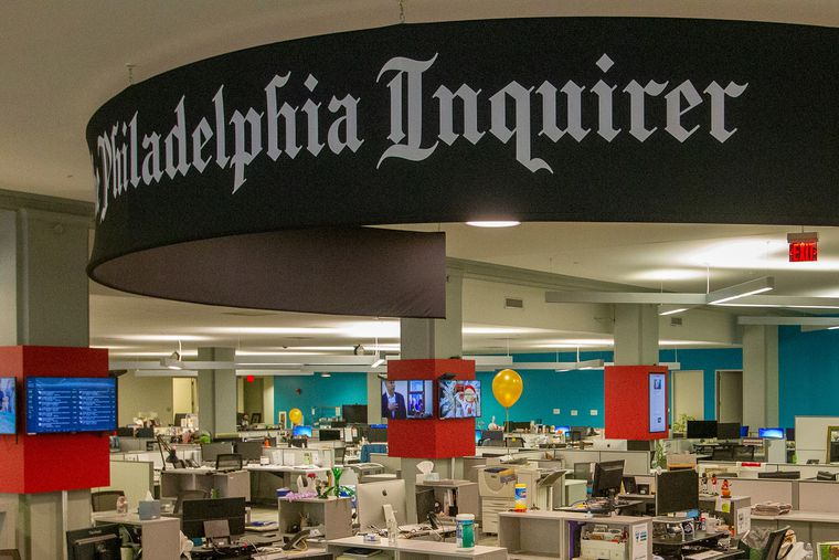 www.inquirer.com: Michael Huang of ESPN named Philadelphia Inquirer top sports editor