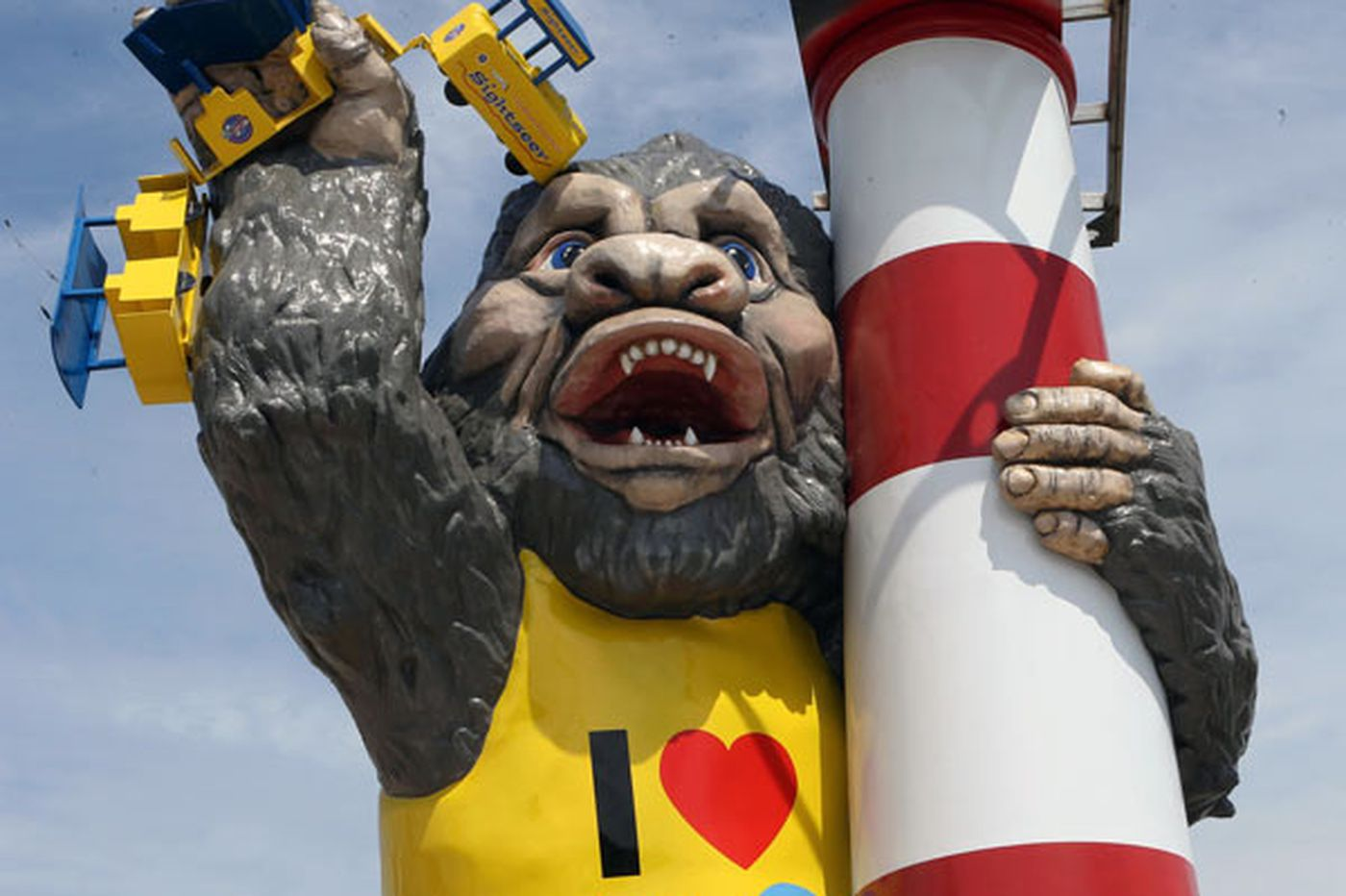 Kong's return to Wildwood