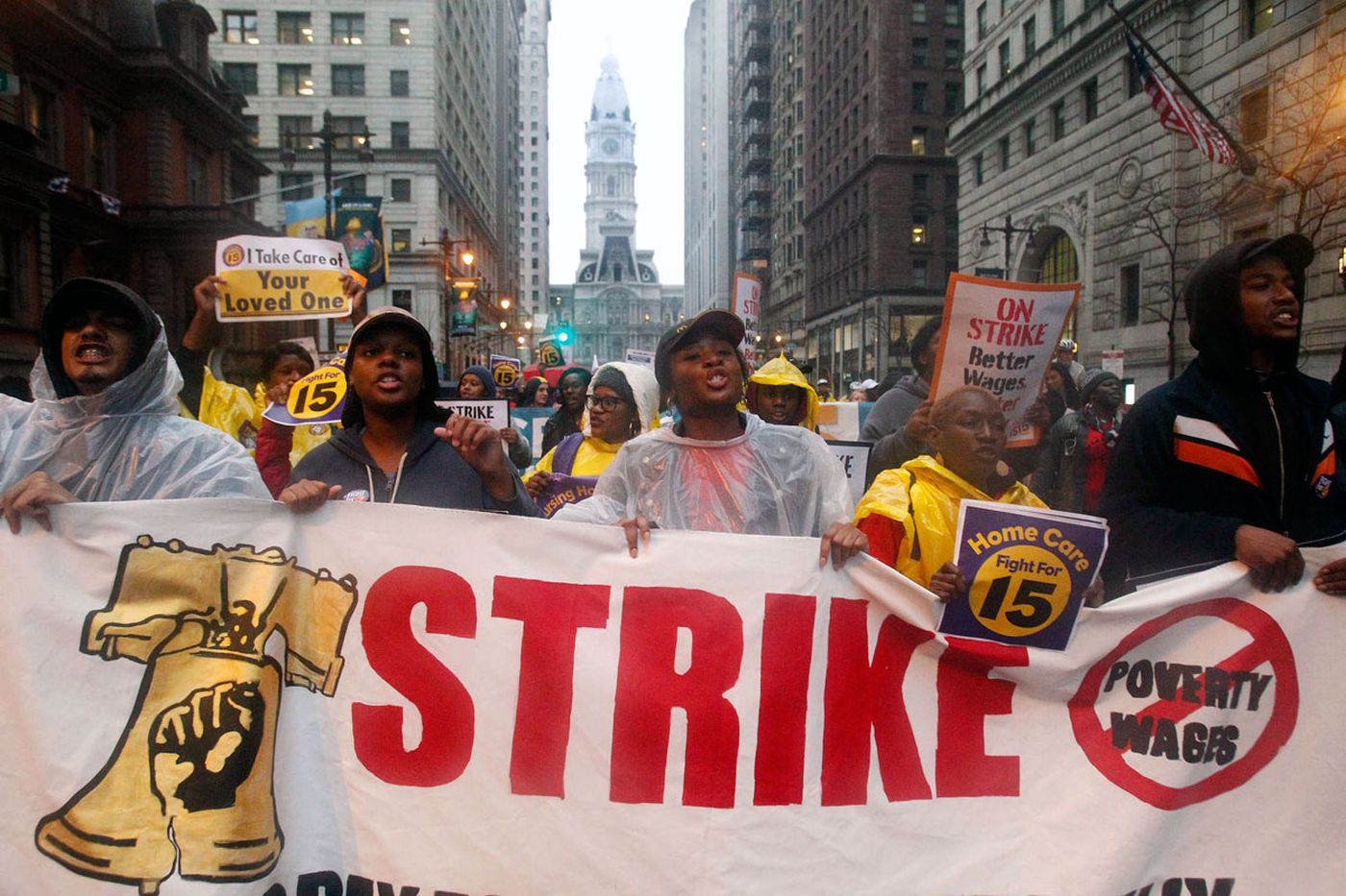 Tired of waiting for Washington, some Philly business are increasing their minimum wage