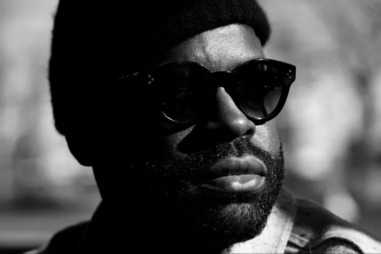 """Tariq """"Black Thought"""" Trotter of The Roots."""