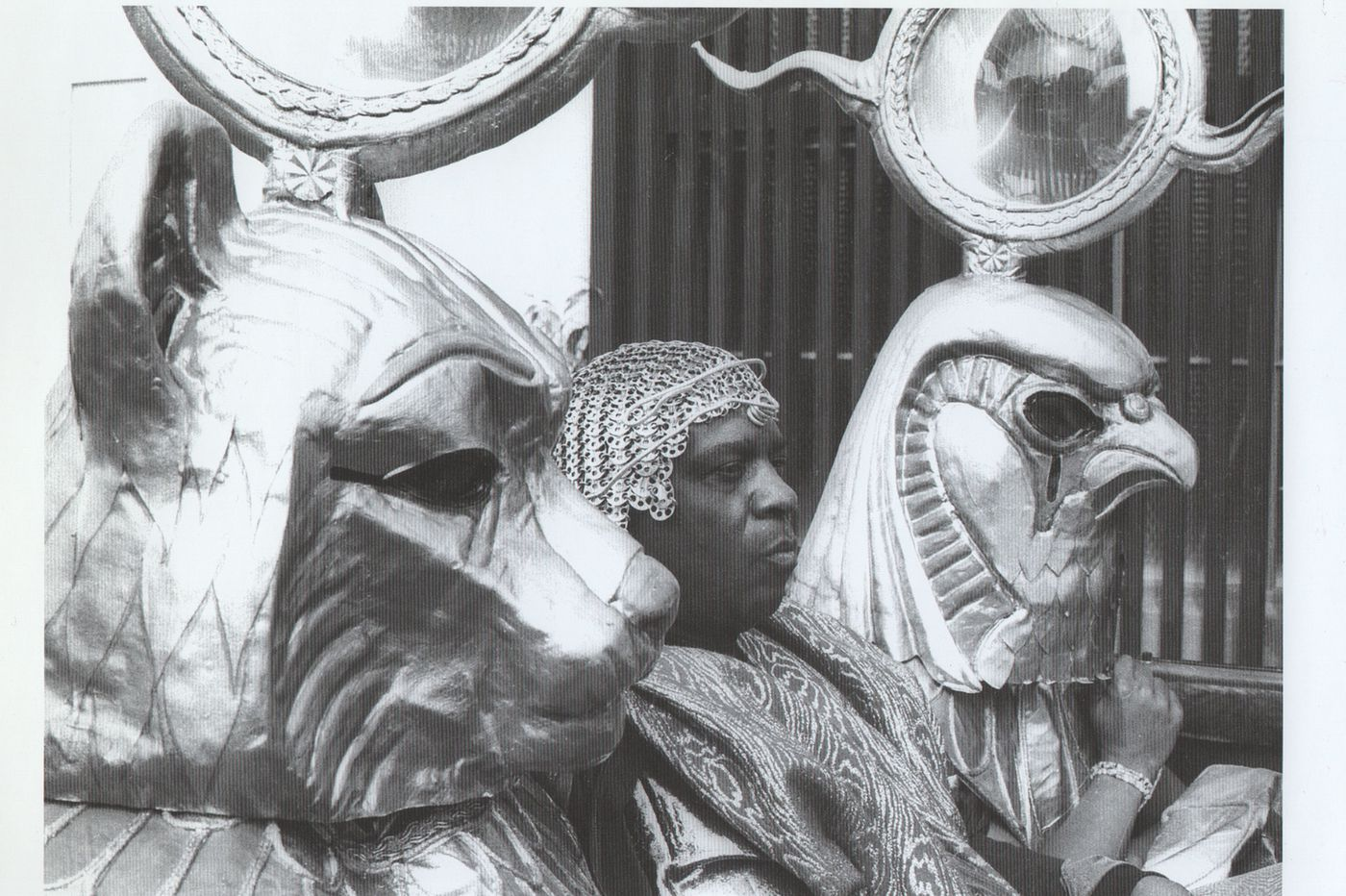 'Are you sure it's Sun Ra?': Rare recording by the Philly jazz giant at Haverford College finally sees the light of day