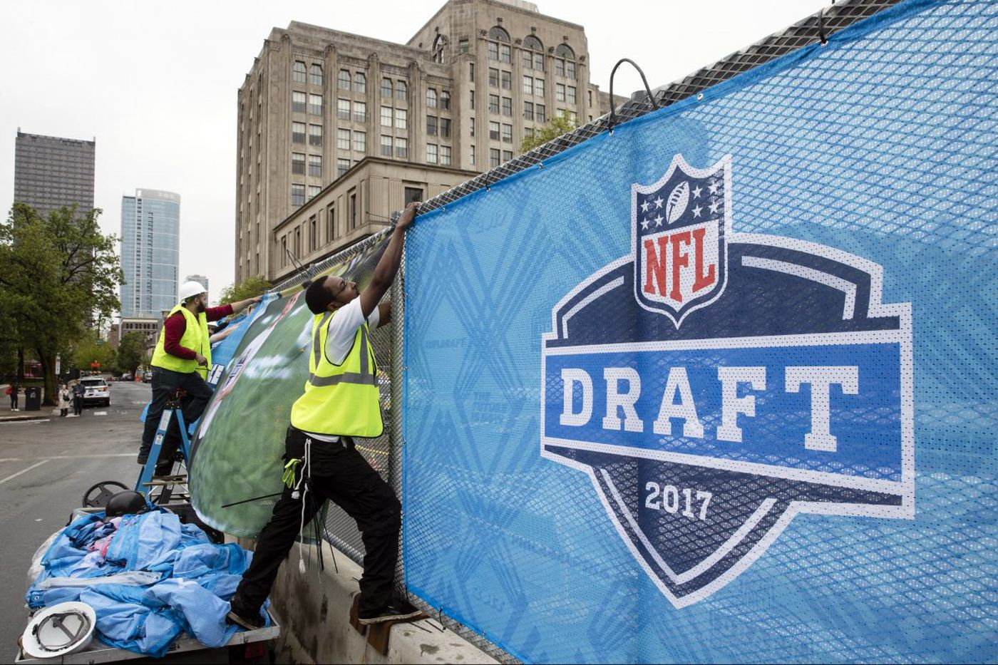 NFL draft in Philly attracted 250,000 visitors and generated $94.9M in economic impact