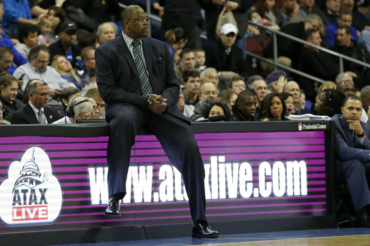 Villanova-Georgetown: Wildcats visit Patrick Ewing and an old Big East rival