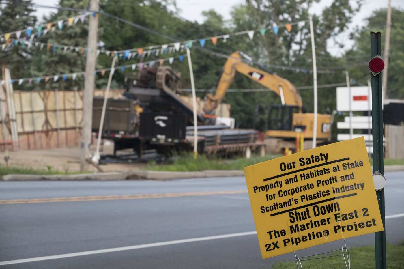 Delco Council commissions long-debated study of Sunoco pipeline
