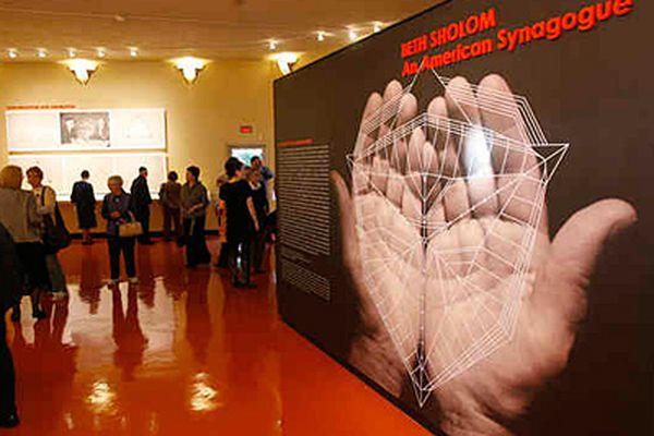 Frank Lloyd Wright-designed synagogue adds visitor center