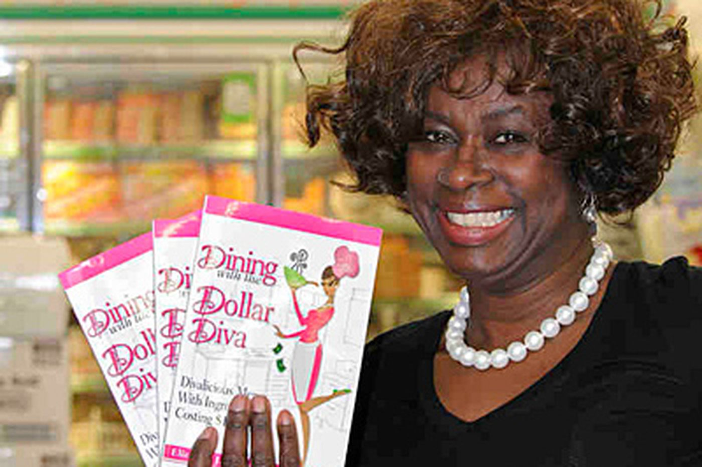 """Annette John-Hall: A timely book on eating cheaply and healthily from Philadelphia's """"Dollar Diva"""""""
