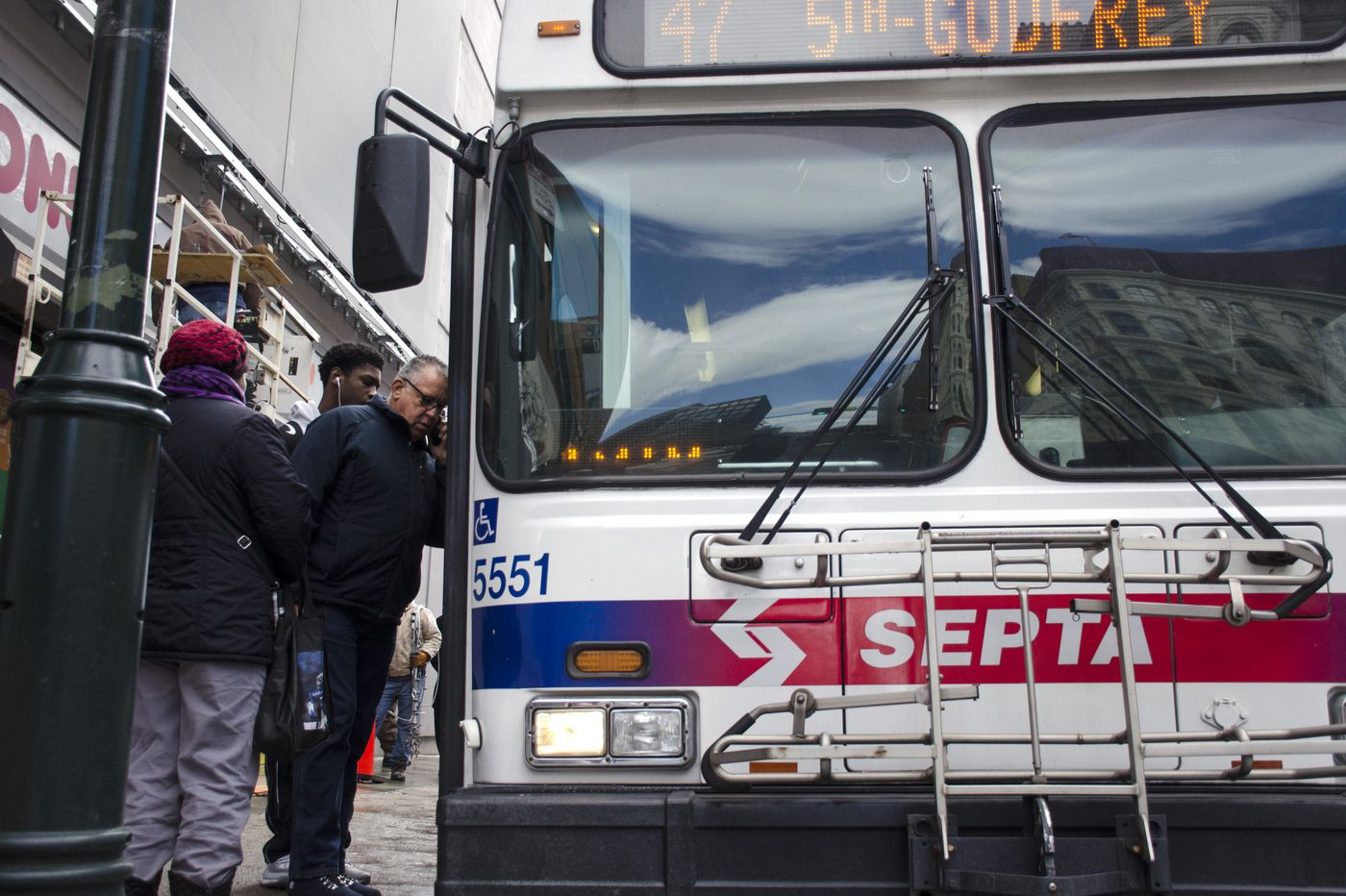 Woman in wheelchair barred from boarding SEPTA bus