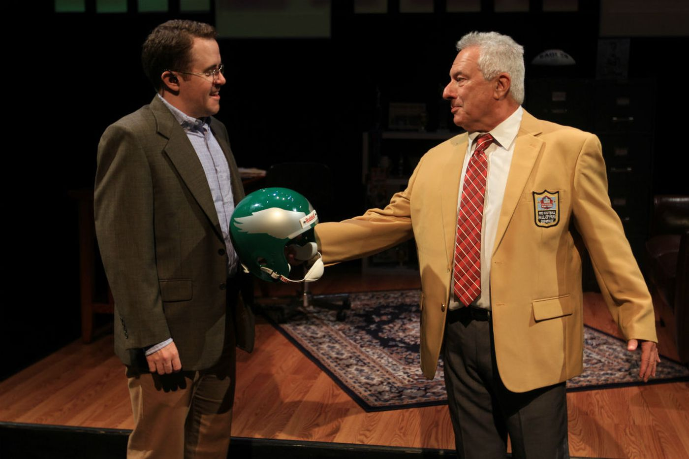 'Tommy and Me' at Media Theatre: A Philly heartwarmer