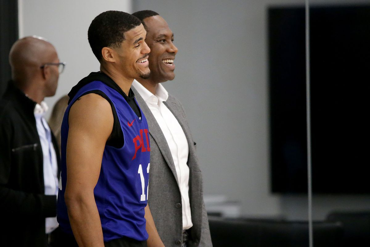How much say will Elton Brand have over Sixers' decisions moving forward? | Keith Pompey
