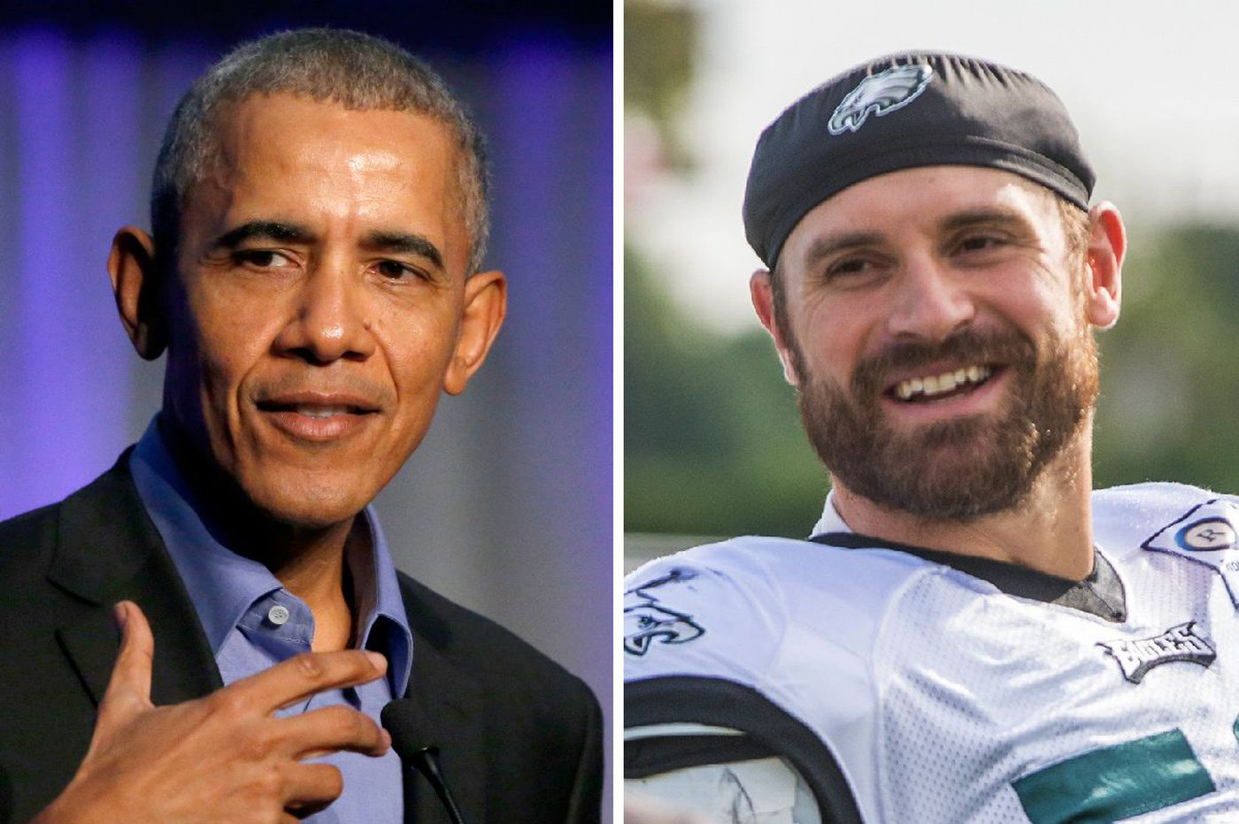 Obama: Eagles' Chris Long an example of 'what's best about America'