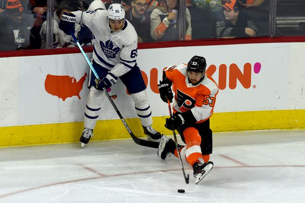 Flyers defenseman Shayne Gostisbehere says recent benching was 'a kick in the rear end'