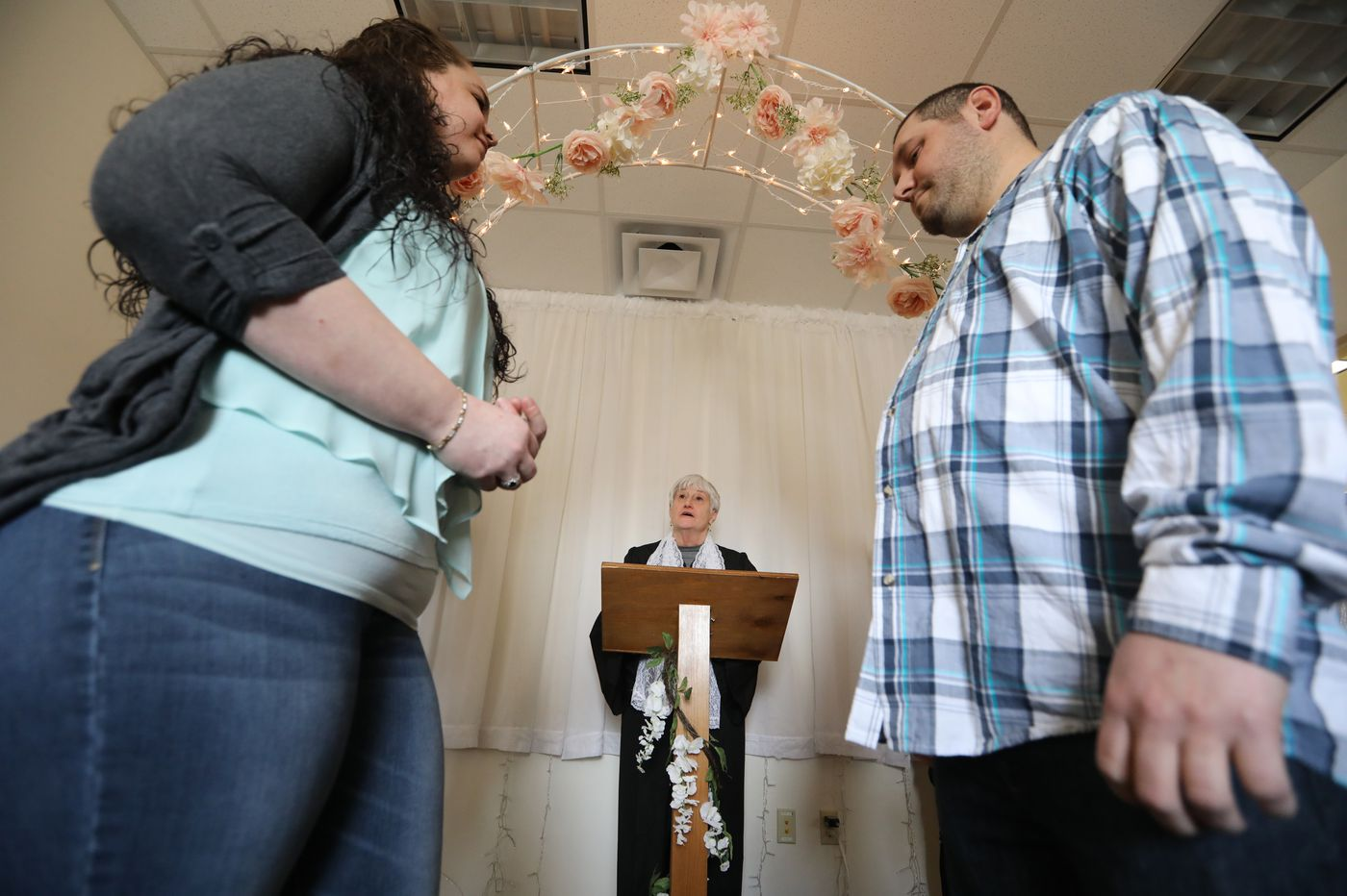 There's a new clerk in town and a new home for civil weddings in Burlington County. It's prettier.