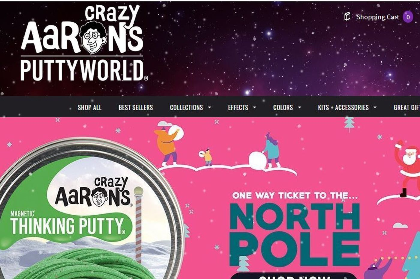 Crazy Aaron's, creator of Thinking Putty, opening store in Norristown