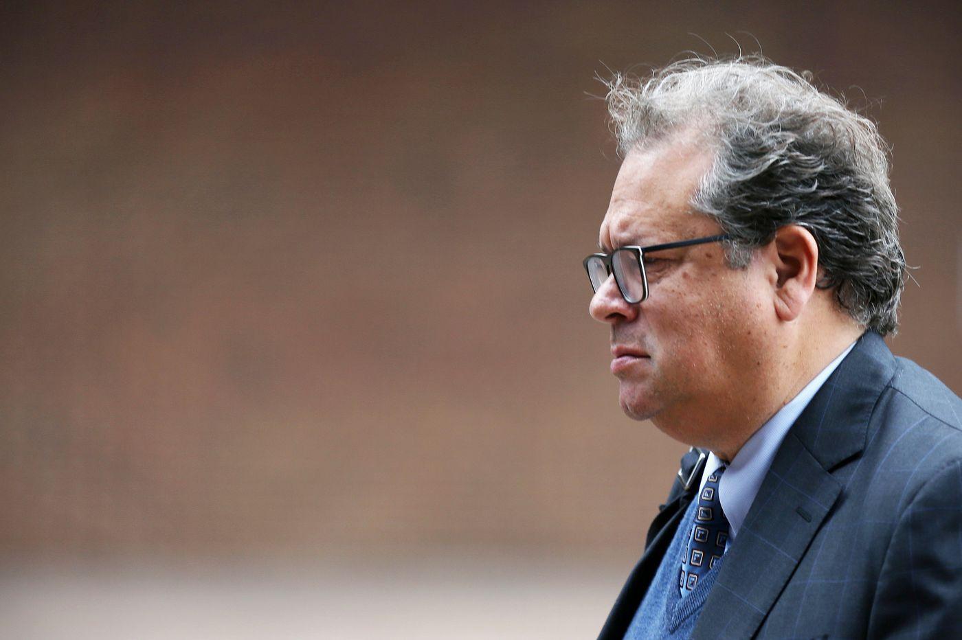 Bob Brady's political guru, Ken Smukler, sentenced to 18 months in prison for campaign finance crimes