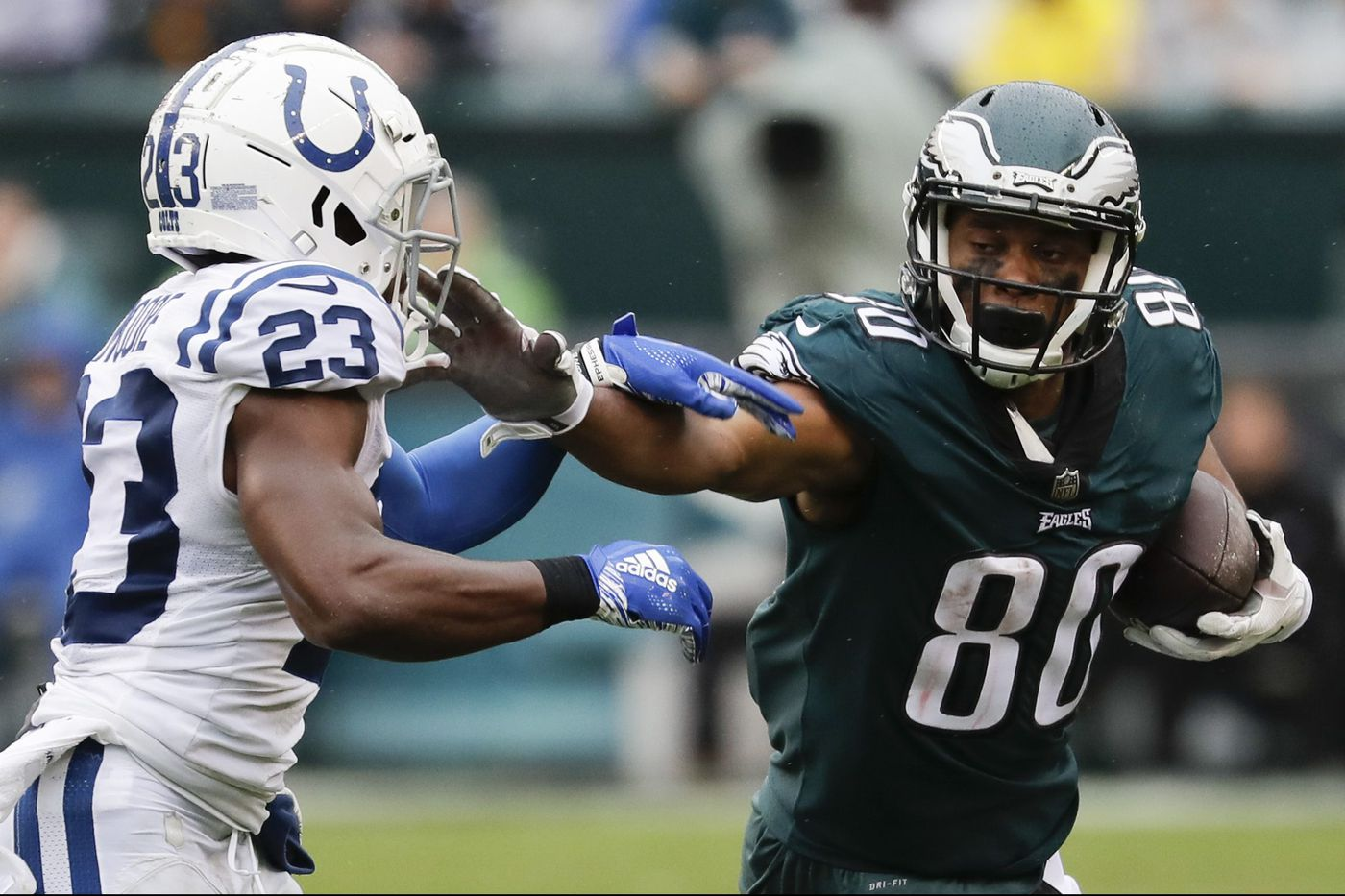 Eagles' offense might improve production with more Jordan Matthews, players returning to fold