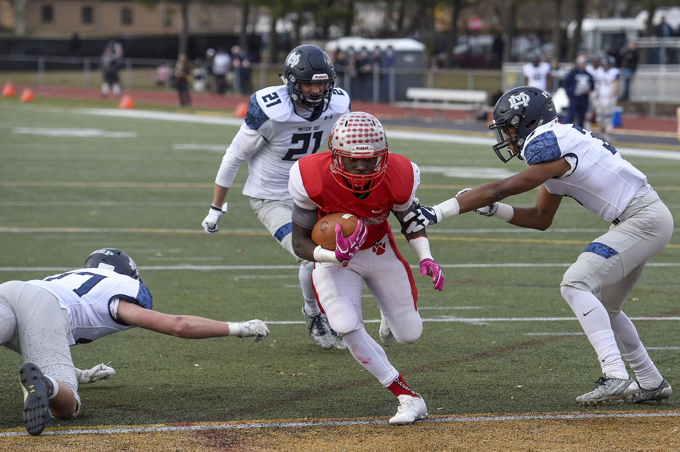 All-South Jersey football first, second and third teams