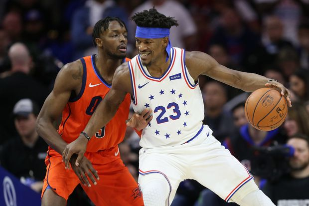 Sixers' Jimmy Butler out vs. Spurs, will miss second straight game