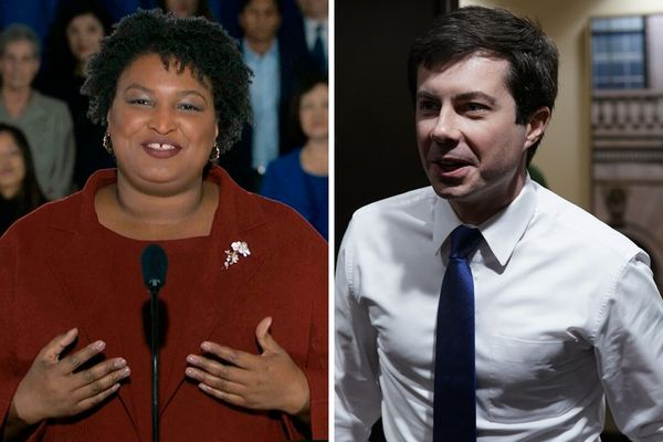 Pete Buttigieg, Stacey Abrams, and the cool, invisible race to become America's next vice president | Will Bunch