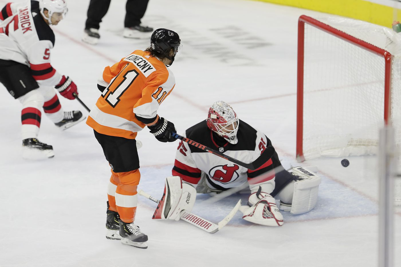For Flyers, another up-and-down start to a season | Sam Carchidi