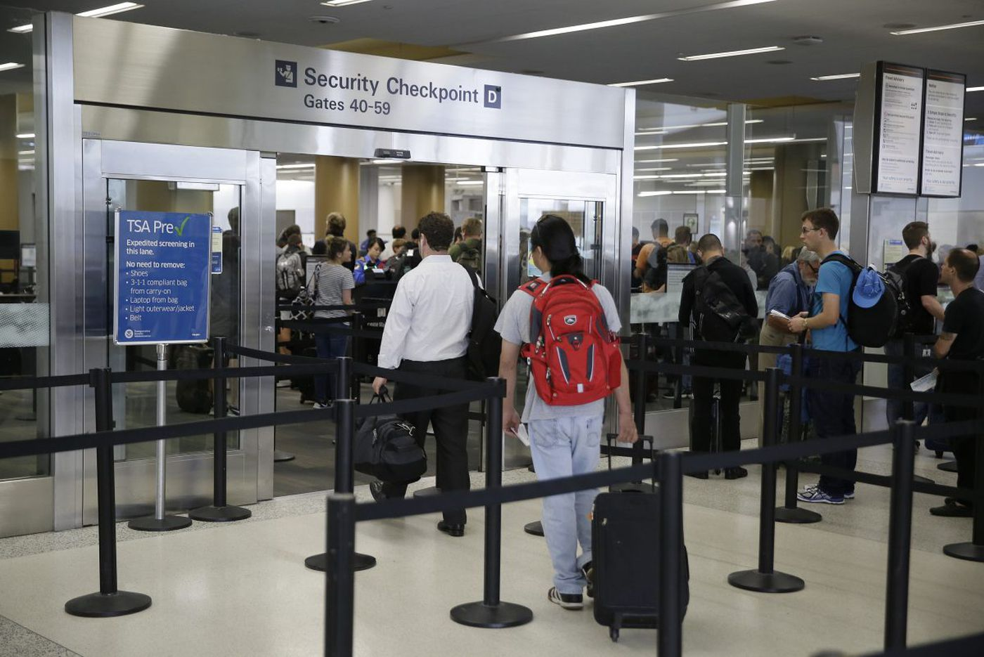 At PHL and other airports: new screening requirements for personal electronics