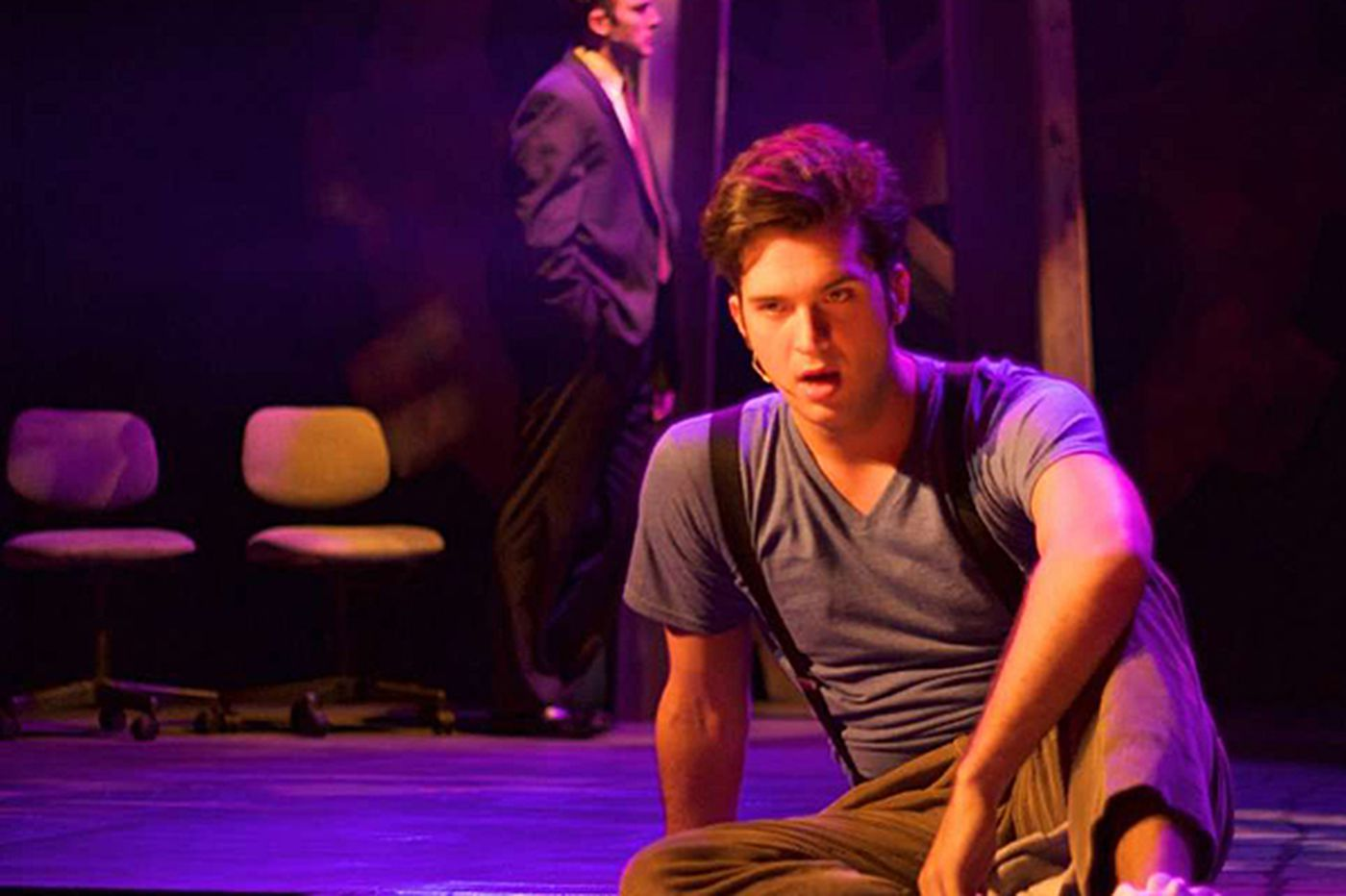 Review: The show that set the stage for 'Rent'