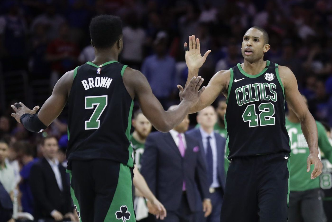 Celtics show great resolve in Game 3 overtime win over Sixers