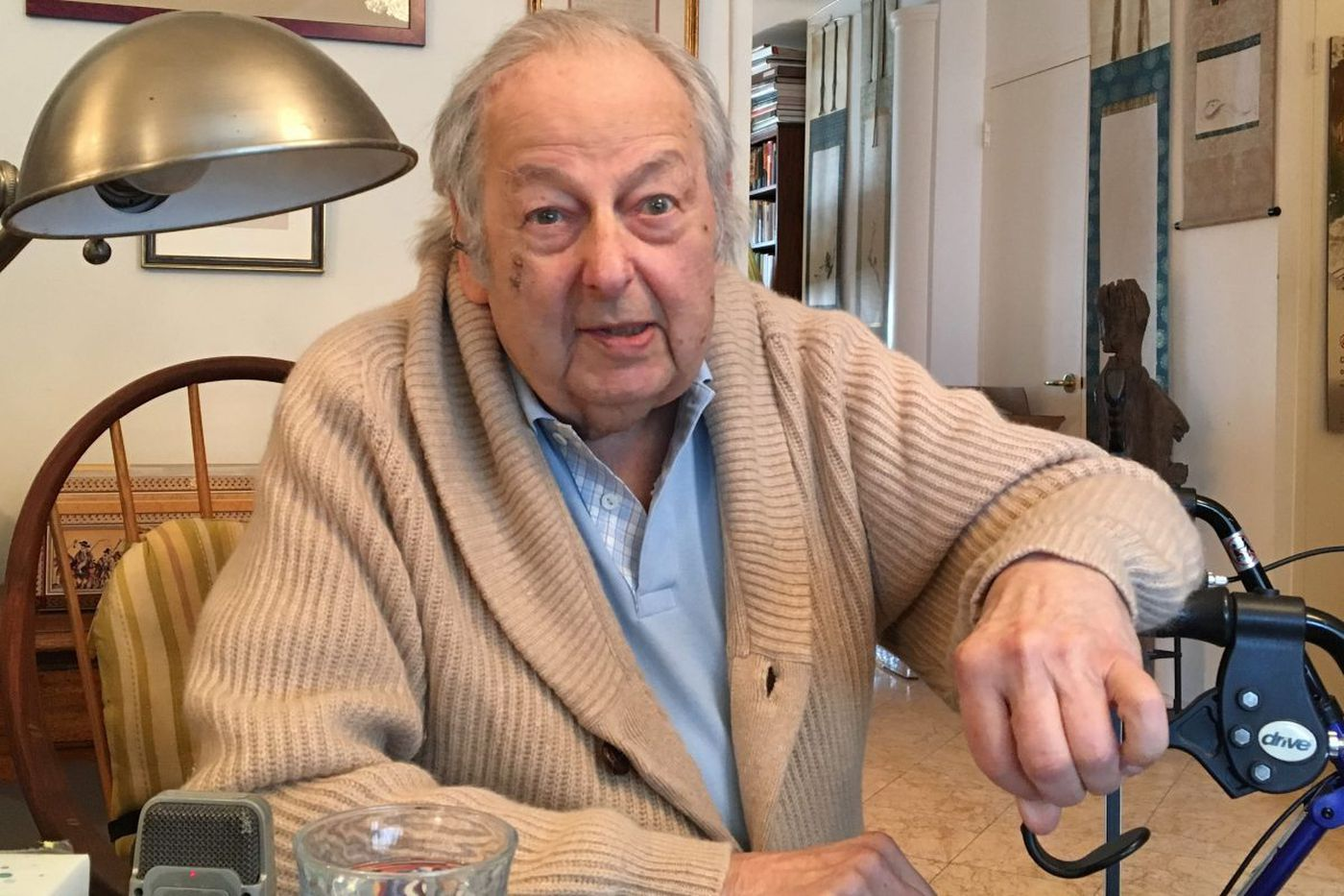 """André Previn says he keeps telling John Williams, 'John, stop it with the 'Star Wars"""""""