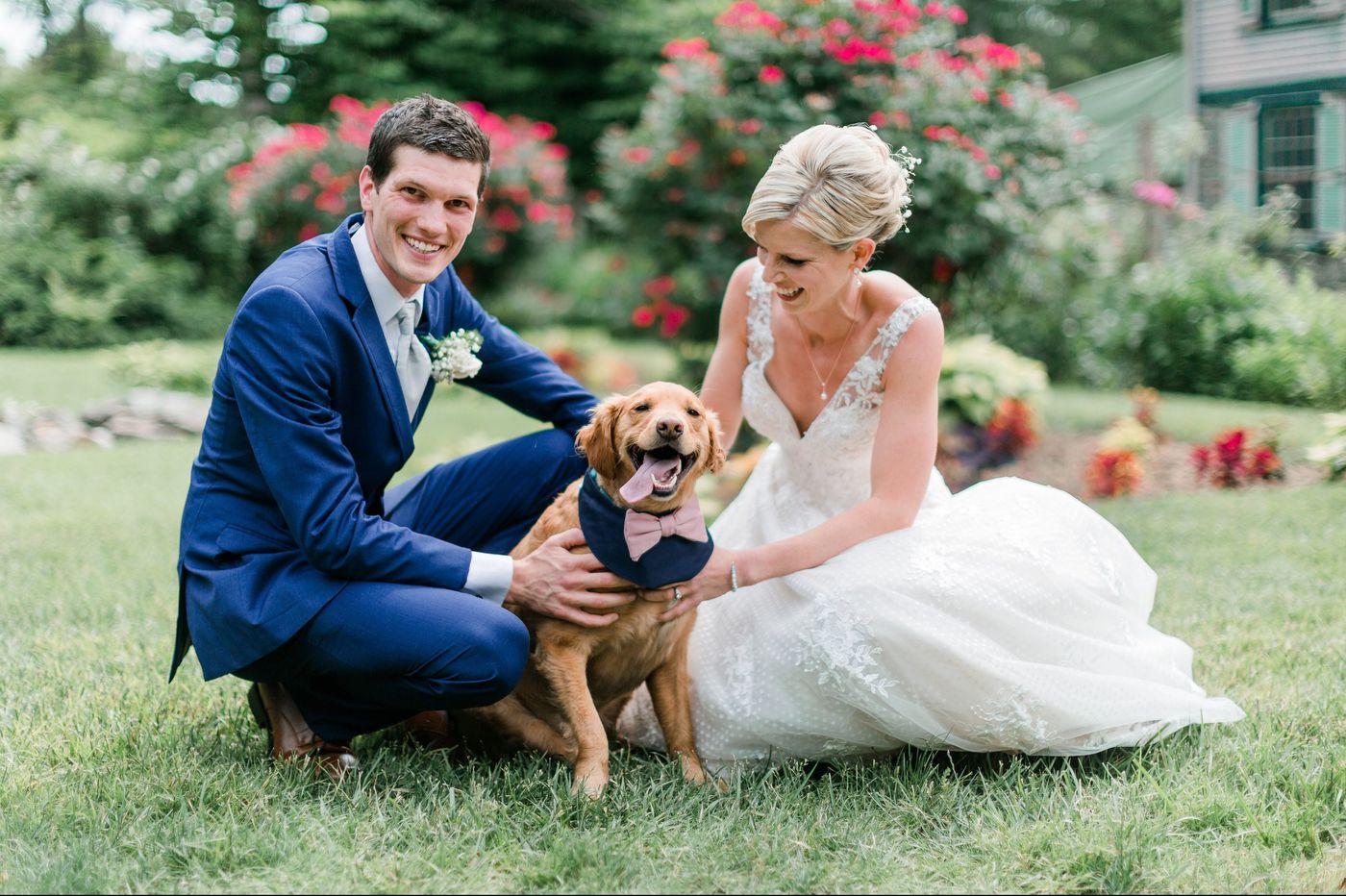 Philadelphia weddings: Chelsea Miles and Scott Derkacz