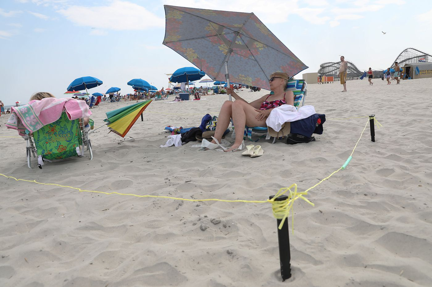 At the Jersey Shore in a season like no other, the winners and losers from restaurants to real estate