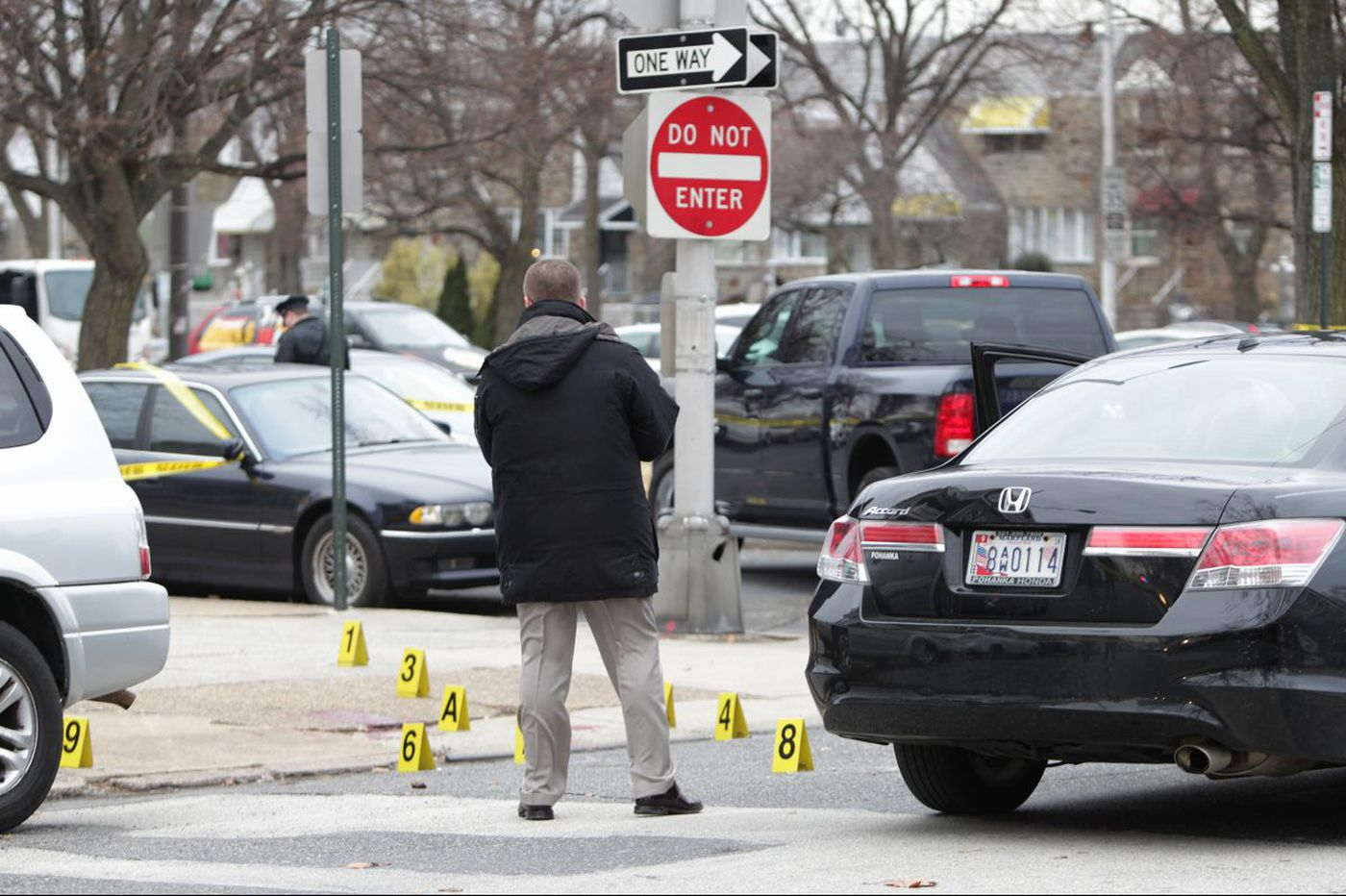 Police ID Virginia man fatally shot by officer in South Philly