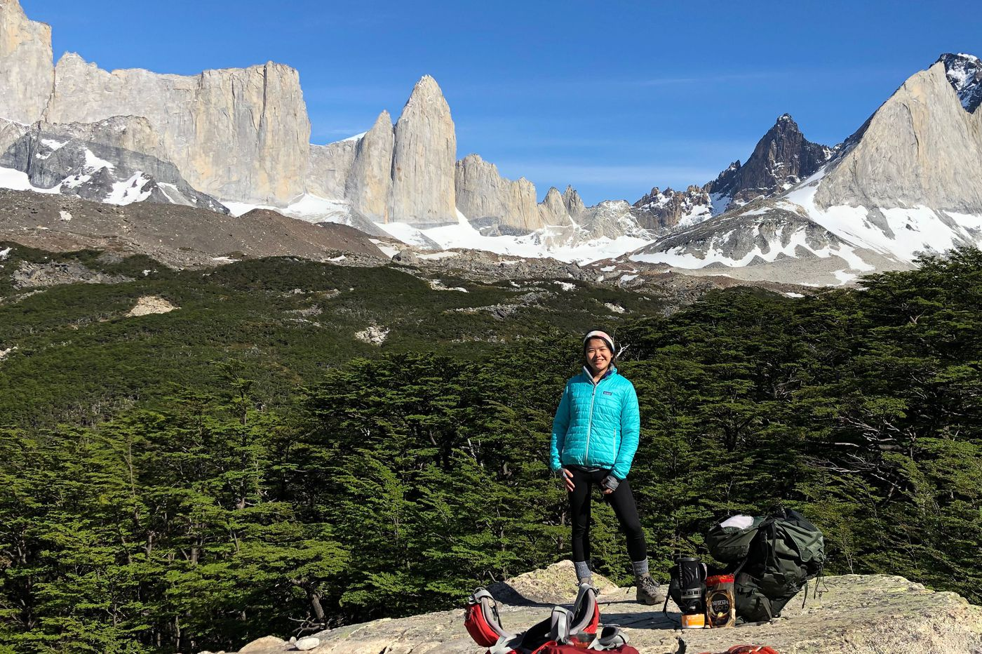 Personal Journey: A novice hiker tackles Chile's Torres del Paine