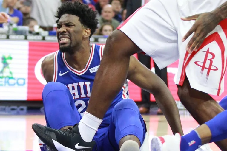 Philadelphia 76ers star center Joel Embiid won't play against the Sacramento Kings because of the back injury he has been dealing with for some time now.