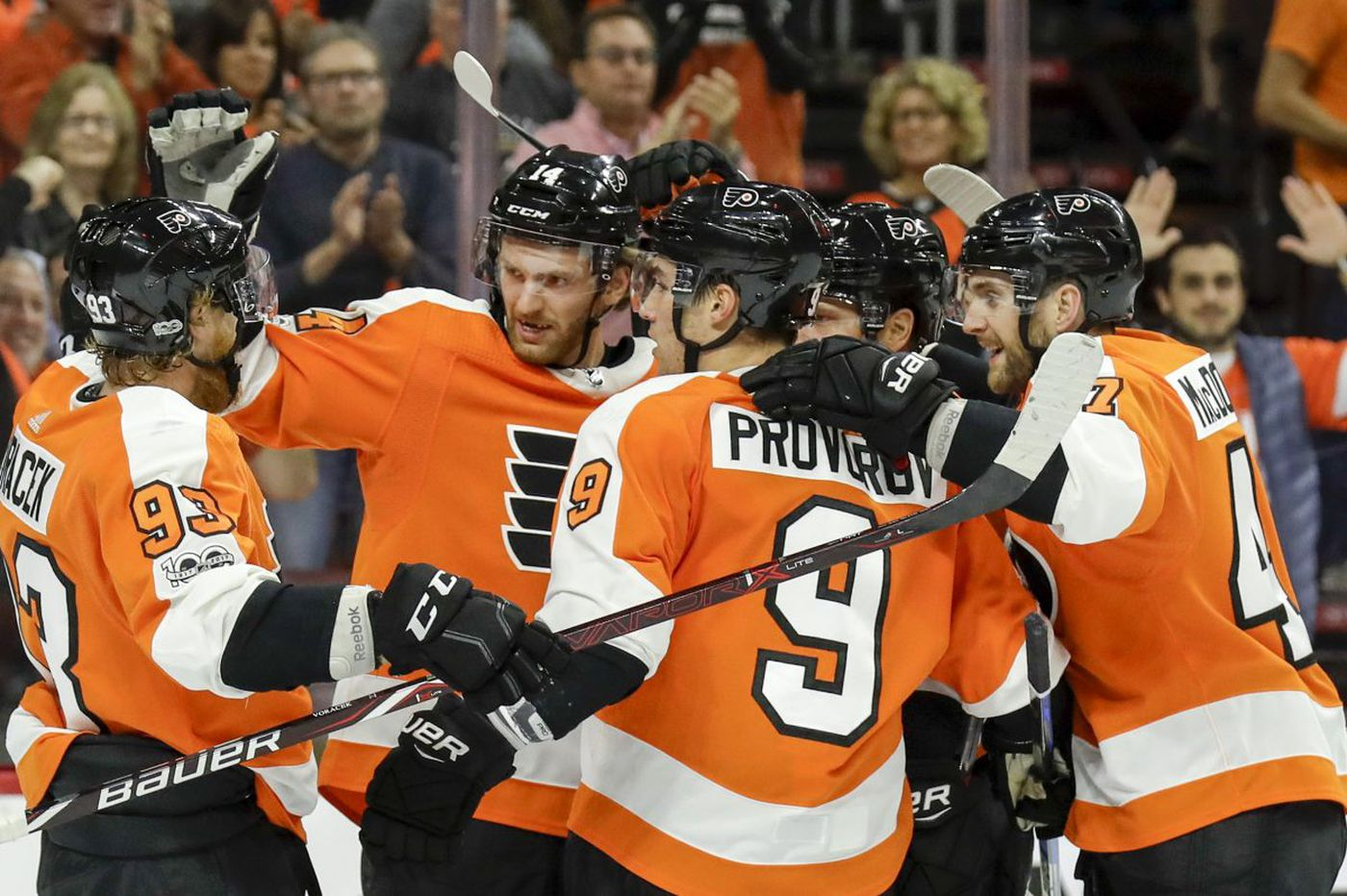 Flyers-Capitals preview: A matchup of teams that could meet in playoffs