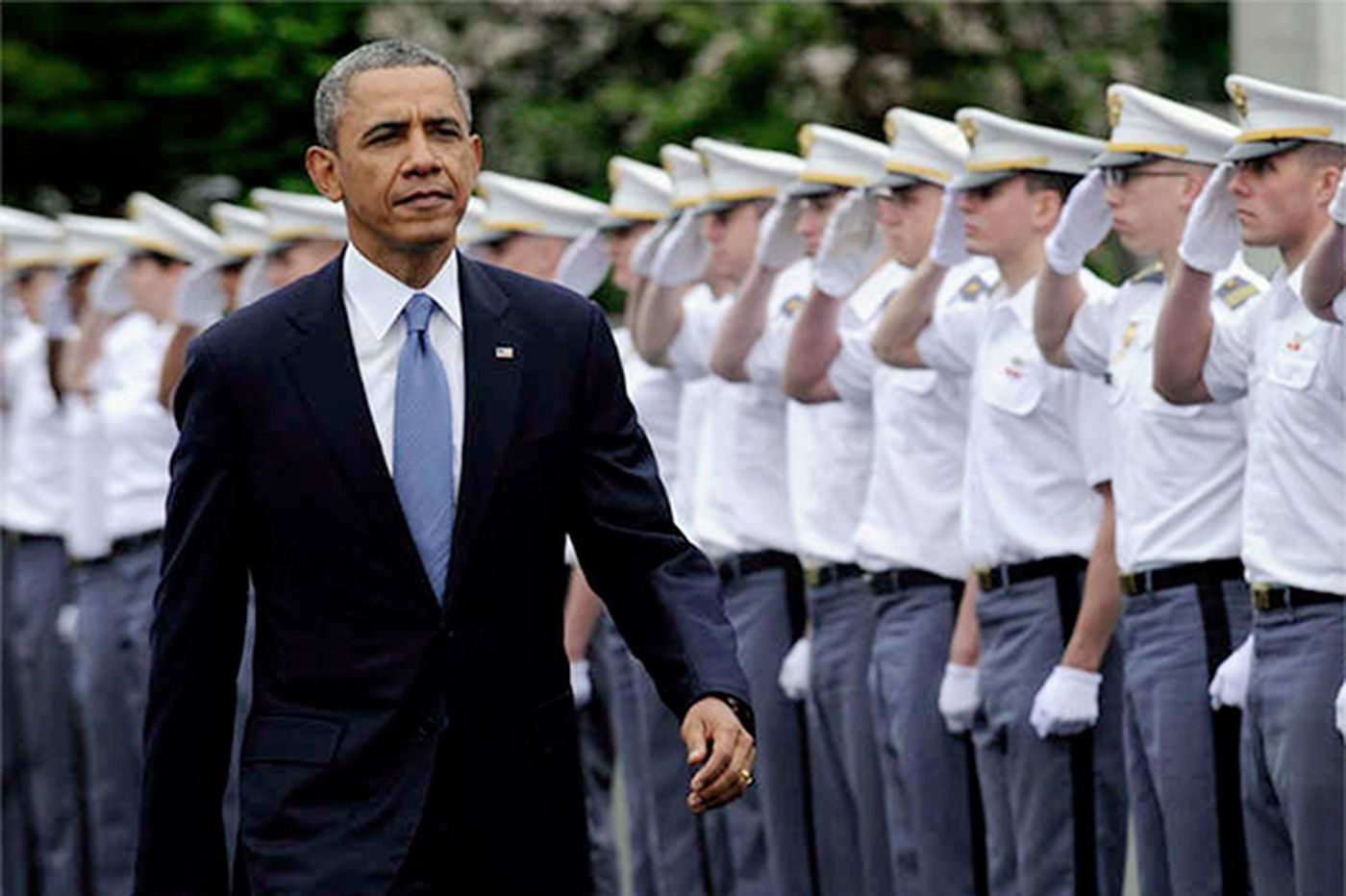 Worldview: An Obama disconnect on foreign policy