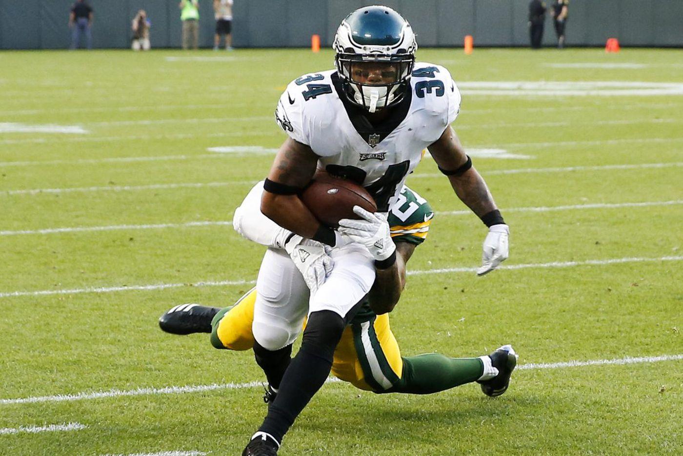 Live blog: Philadelphia Eagles-Green Bay Packers preseason opener