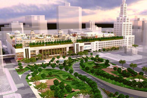 Blatstein unveils plan for casino on North Broad