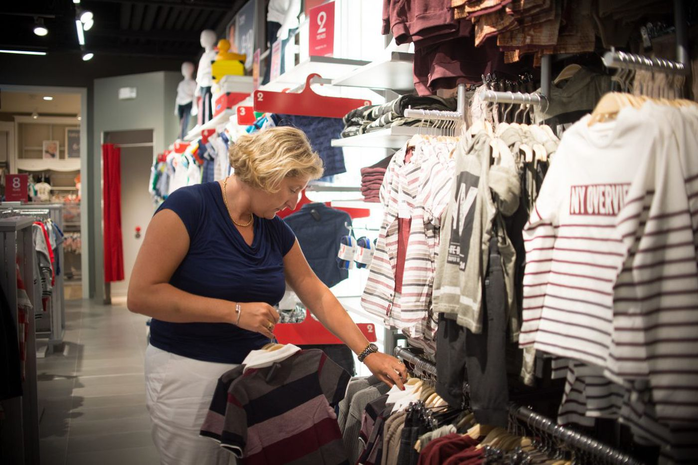 So many clothing stores: What makes this French retailer different?