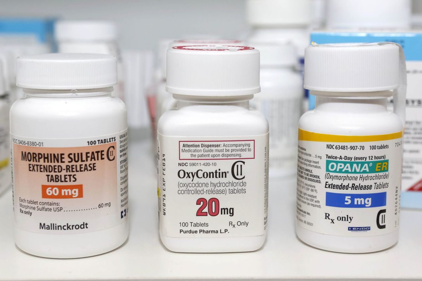 The opioid wash cycle: Pharma cos., gov't repeat a lethal dance