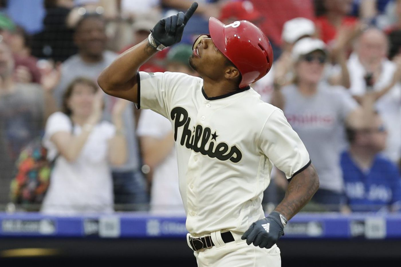 Nick Williams' secret to pinch-hit success for Phillies: Keep it simple