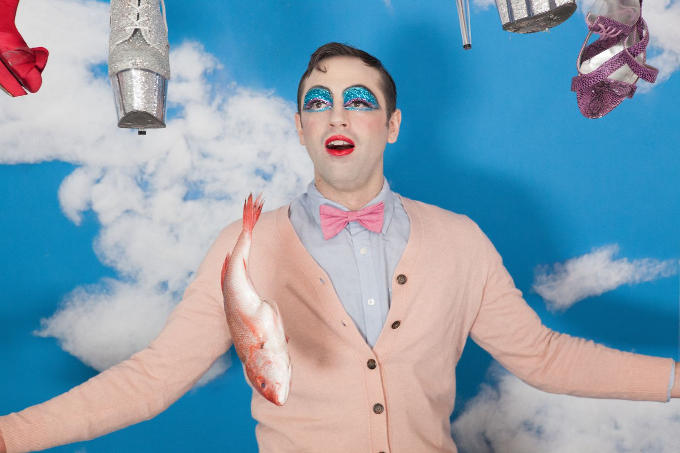Inspired by Mr. Rogers: Bearded Ladies' latest queer cabaret promises it won't mock Fred